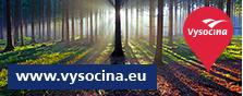Kraj Vysočina - turistický průvodce